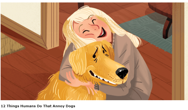 12 Things Humans Do That Annoy Dogs